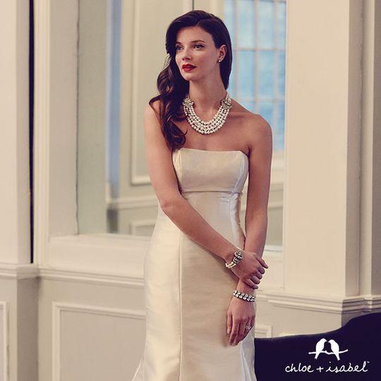 bridal collection vintage pearls summer15