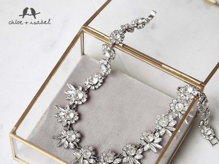 Tmx 1437771993553 Bridal Collection  Frost Necklace Concord wedding jewelry