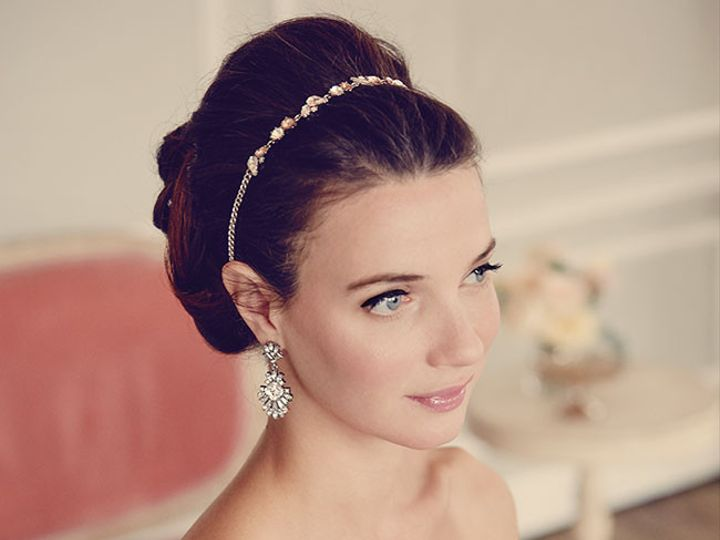 Tmx 1437771995932 Bridal Collection  Headband And Drop Earrings Summ Concord wedding jewelry