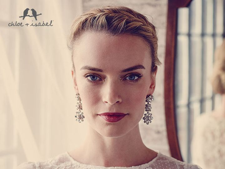 Tmx 1437772014831 Bridal Collection  Vintage Earrings Summer15 Concord wedding jewelry