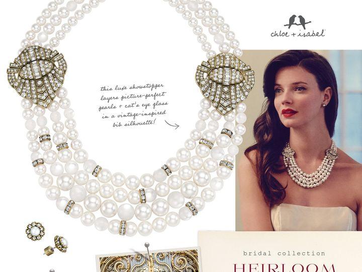Tmx 1437772092284 Bridalcollectioninspirationpostersheirloom Concord wedding jewelry