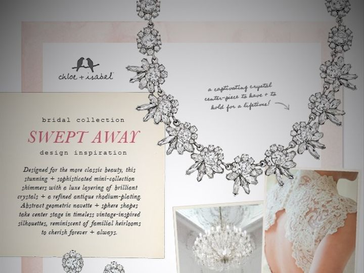 Tmx 1437772117029 Bridalcollectioninspirationposterssweptawayantique Concord wedding jewelry