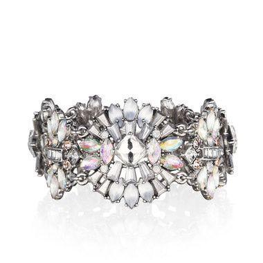 Tmx 1437772179895 Celestial Frost Post Statement Bracelet Concord wedding jewelry