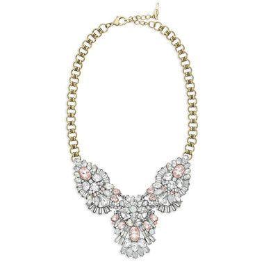 Tmx 1437772186012 Celestial Frost Statement Necklace Concord wedding jewelry