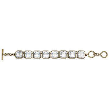 Tmx 1437772226933 Retro Glam Square Cut Clear Crystal Bracelet Antiq Concord wedding jewelry