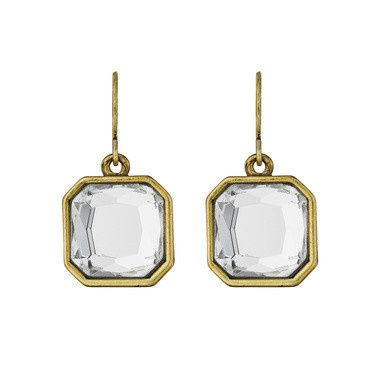 Tmx 1437772230378 Retro Glam Square Cut Clear Crystal Earrings Antiq Concord wedding jewelry