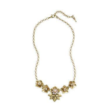 Tmx 1437772426061 Gardenia Collar Necklace Concord wedding jewelry