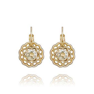 Tmx 1437772434002 Sunlit Sahara Petite Drop Earrings Concord wedding jewelry