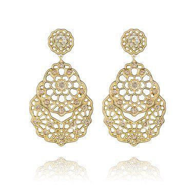 Tmx 1437772436092 Sunlit Sahara Post Drop Earrings Concord wedding jewelry
