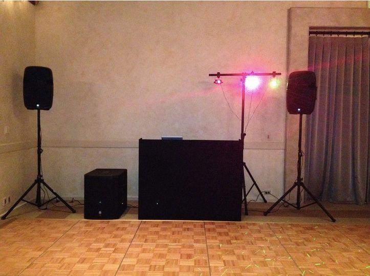 DJ instrument