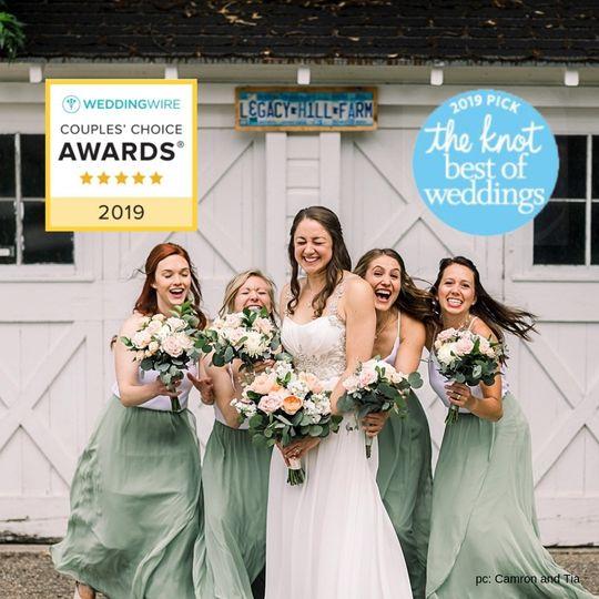 Award Winning Bridal Salon