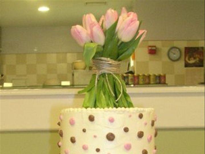Tmx 1215457832282 Unbridled004 Edited Lansdale wedding cake