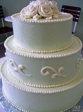 Tmx 1221505404179 Greenwedcake Lansdale wedding cake