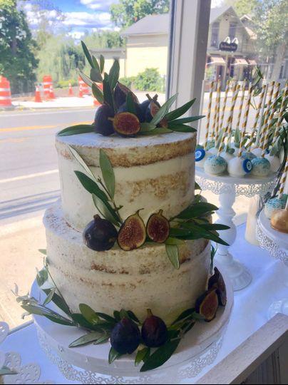 Greek Island Cake