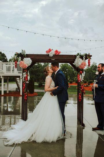 First Kiss in the Rain