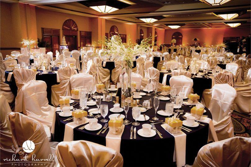 The Island Ballroom