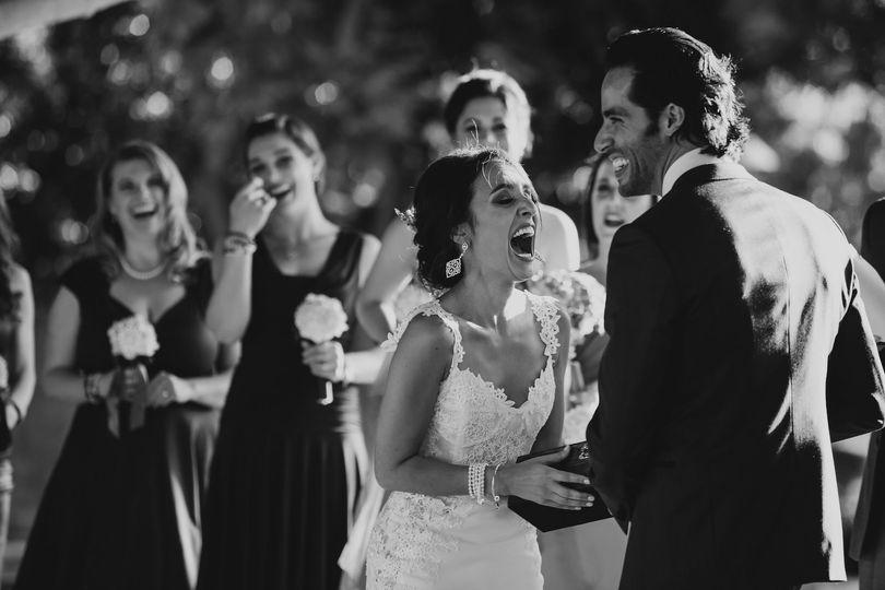 Wedded joy