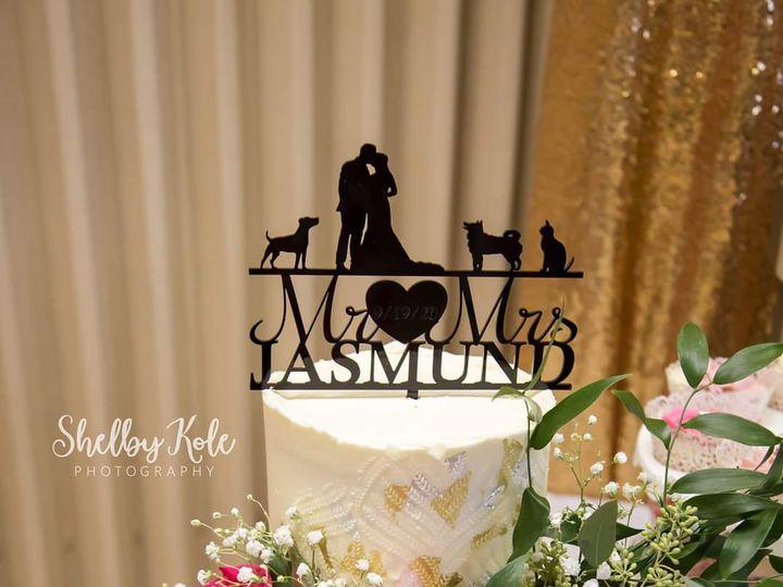 Tmx Catherine Cake 51 1870367 162411890389632 Auburn Hills, MI wedding florist