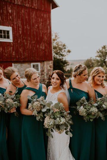 Bennett Barn Wedding
