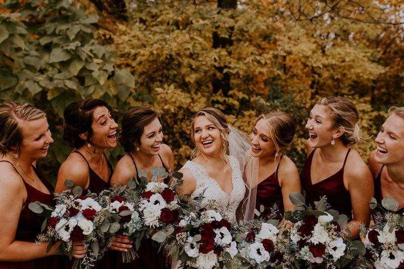 Burlington Fall Wedding