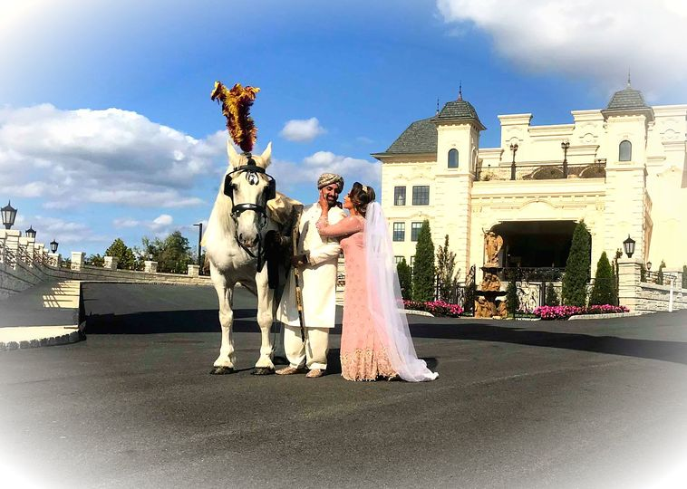 Baraat at  Legacy Castle