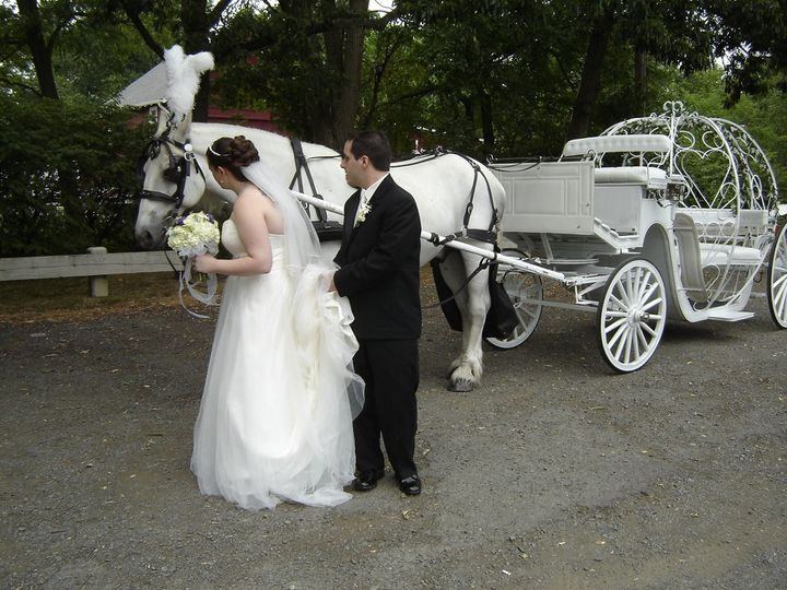 Tmx 1357654917371 CinderellaCarriages010 Jackson, New Jersey wedding transportation