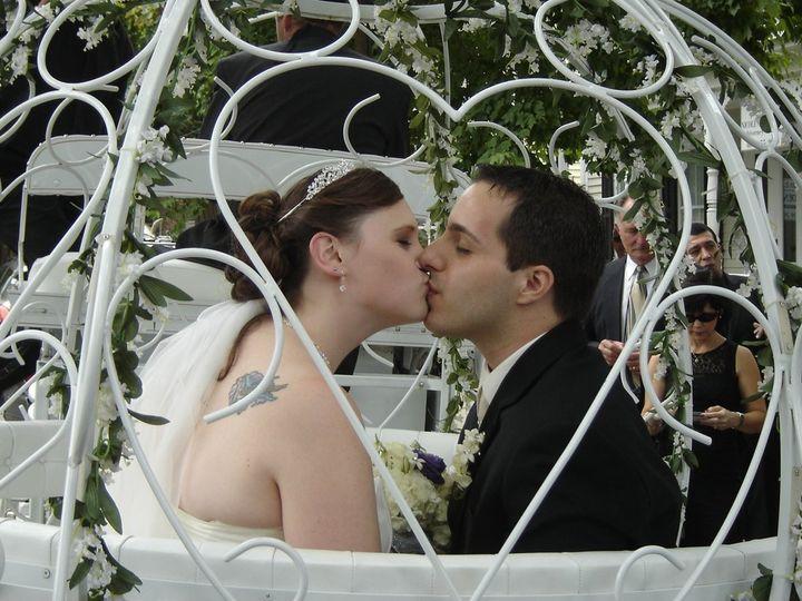 Tmx 1357654937995 CinderellaCarriages006 Jackson, New Jersey wedding transportation