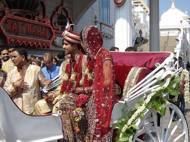 Tmx 1357655140908 TrumpTajIndianWedding003 Jackson, New Jersey wedding transportation