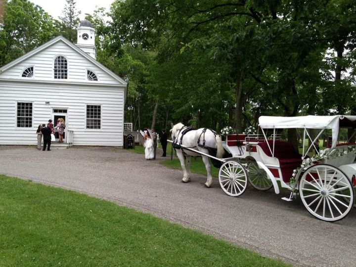 Tmx 1370728882884 Allair Chapel Wedding Carriage Jackson, New Jersey wedding transportation