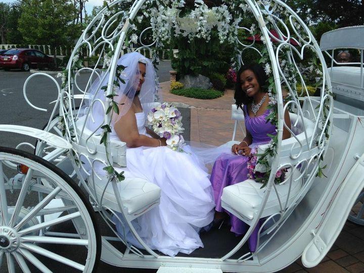 Tmx 1372542218814 Cinderella Carriage Somerset Wedding Jackson, NJ wedding transportation