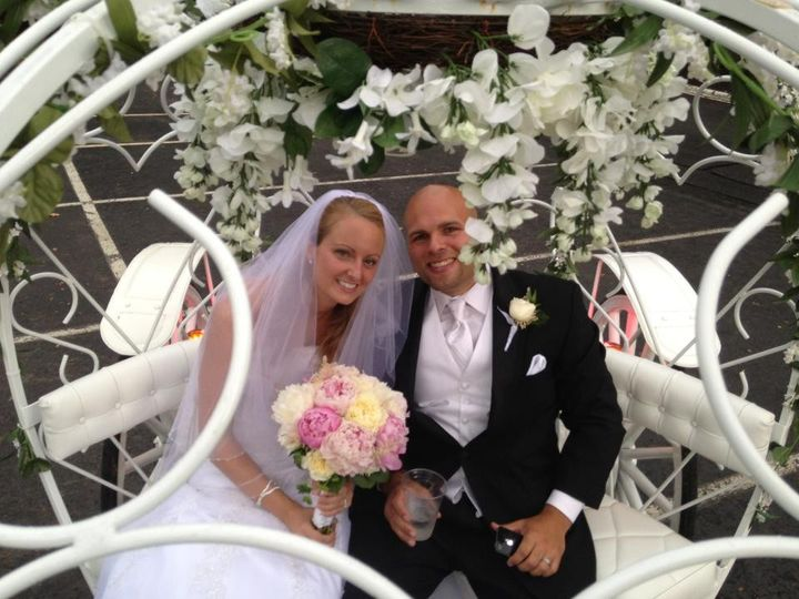 Tmx 1372542236972 Cinderella Carriage Hamilton Wedding Jackson, New Jersey wedding transportation