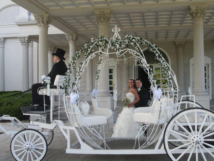 Tmx 1379162701458 Palace At Somerset Cinderella Carriage Jackson, New Jersey wedding transportation