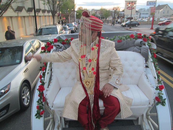 Tmx 1399237412528 New White Carriage  Jackson, NJ wedding transportation