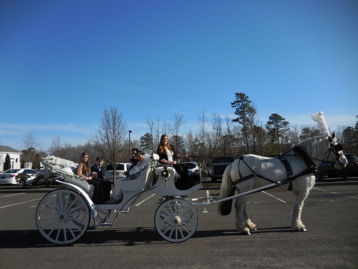 Tmx 1429623194086 Carriage House Bosak Jackson, NJ wedding transportation