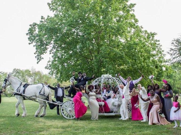Tmx 1431792072547 Etra Lake Wedding Carriage 3 Jackson, New Jersey wedding transportation