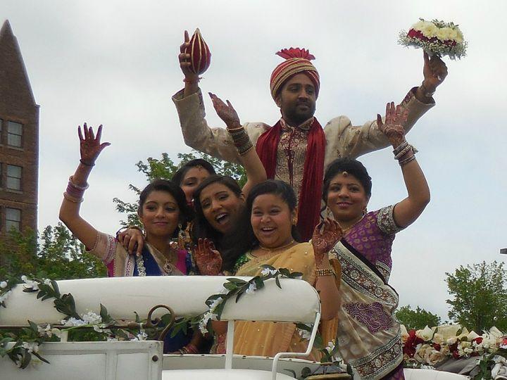 Tmx 1433081452422 South Asian Baraat 2 Jackson, New Jersey wedding transportation