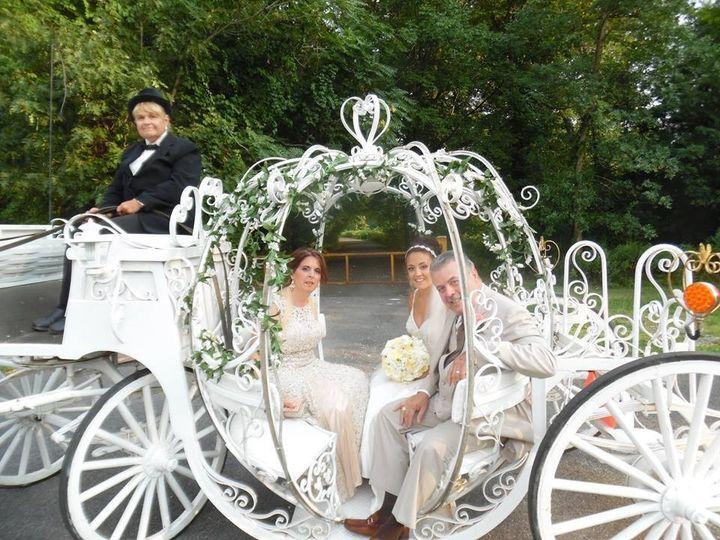Tmx 1466517029928 G  F Cinderella Wedding Jackson, New Jersey wedding transportation