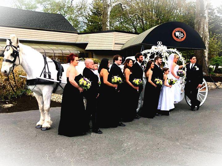 Tmx Buttonwood Manor Cinderella 3 51 301367 Jackson, NJ wedding transportation