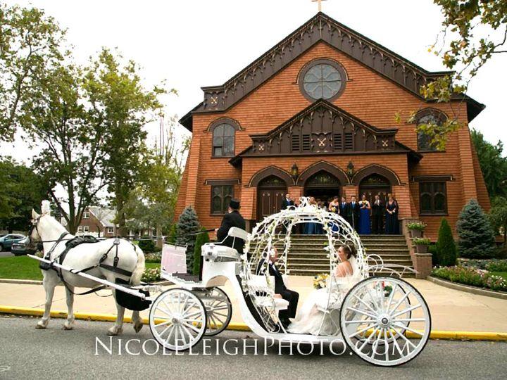 Tmx Clarks Landing Cinderella Wedding 51 301367 Jackson, NJ wedding transportation