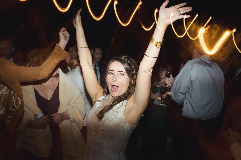 S&A's wedding bash