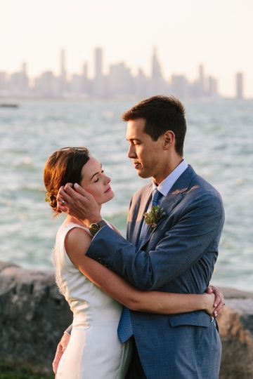 Romantic lakeside photos
