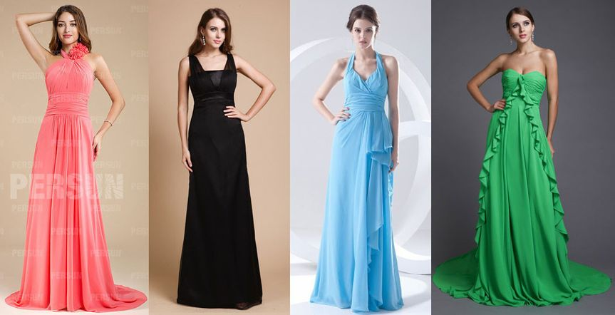Long elegant bridesmaid dresses, are you want to have it?