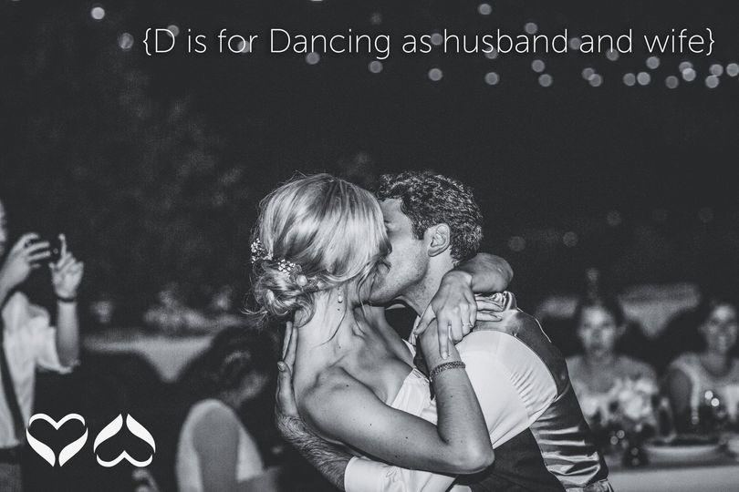 d is for dancin