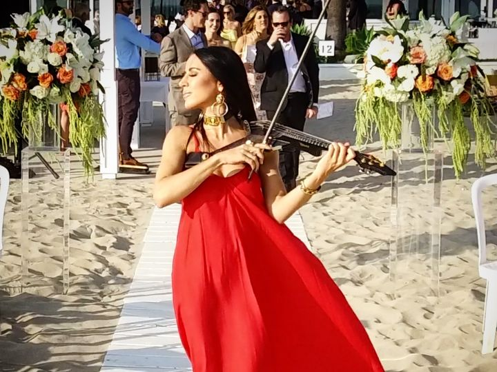 Tmx Spags Red Dress 51 373367 V1 San Diego wedding ceremonymusic