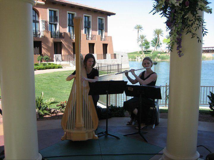 Duo Mystique, Flute and Harp