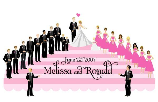 Tmx 1207025948981 Melissabridalparty700 Holland wedding invitation