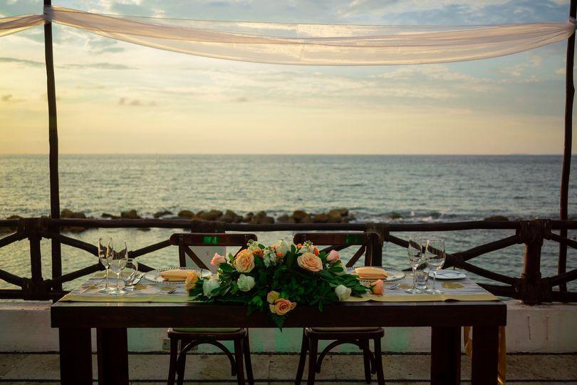 Sunset Wedding Costa Sur