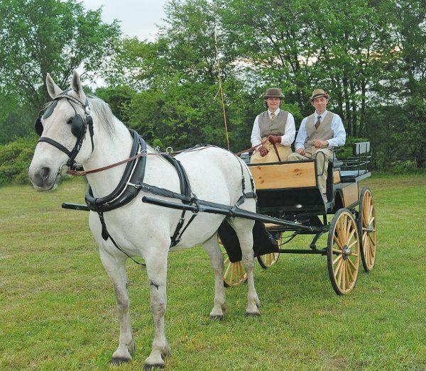 Tmx 1287521656210 HorseandSurreyJune2010 Natick wedding transportation