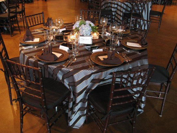 Tmx 1239204609182 GreyBrownTableSetting West Hartford, CT wedding catering