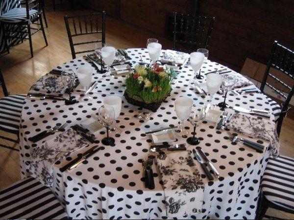 Tmx 1239205812604 Blackwhttablesnew West Hartford, CT wedding catering